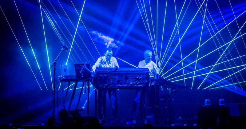 Underworld Live at Alexandra Palace