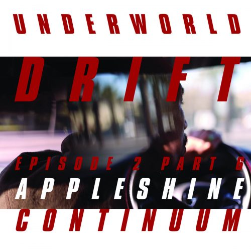 Underworld & The Necks - Appleshine Continuum cover image