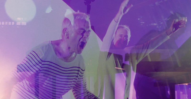 Ushuaïa 2019 - 'Border Country' by Underworld, live at Cocoon 20