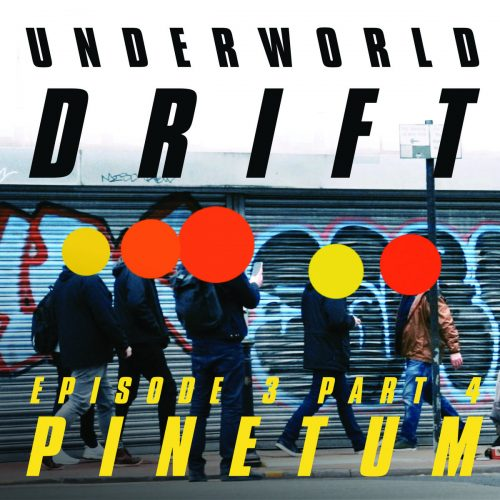 Underworld - Pinetum cover image