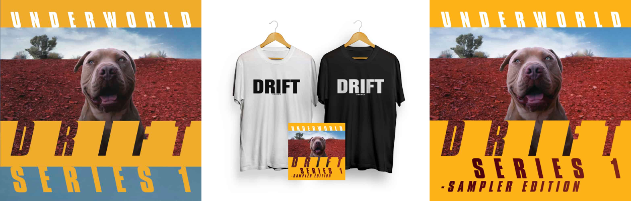 DRIFT Series 1 - Products